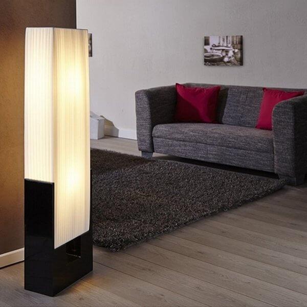 Stehlampe-PLISSEE