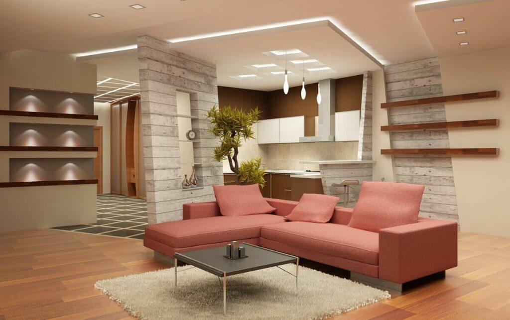 Welche Deckenlampe für das Wohnzimmer?  Designlampenshop