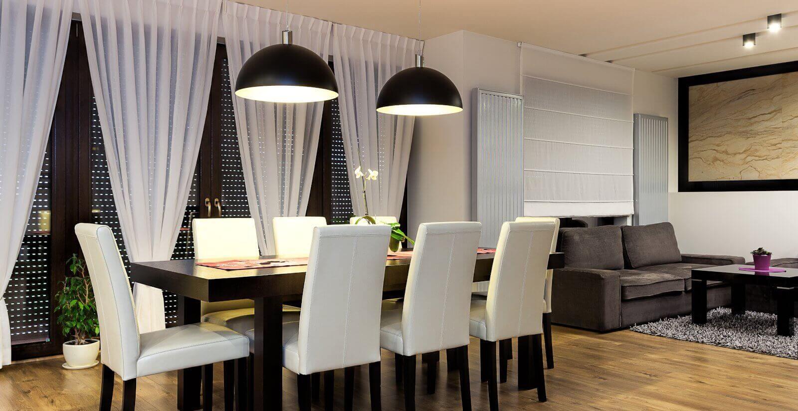 Esszimmerlampen haben eine fundamentale Bedeutung im Familienleben
