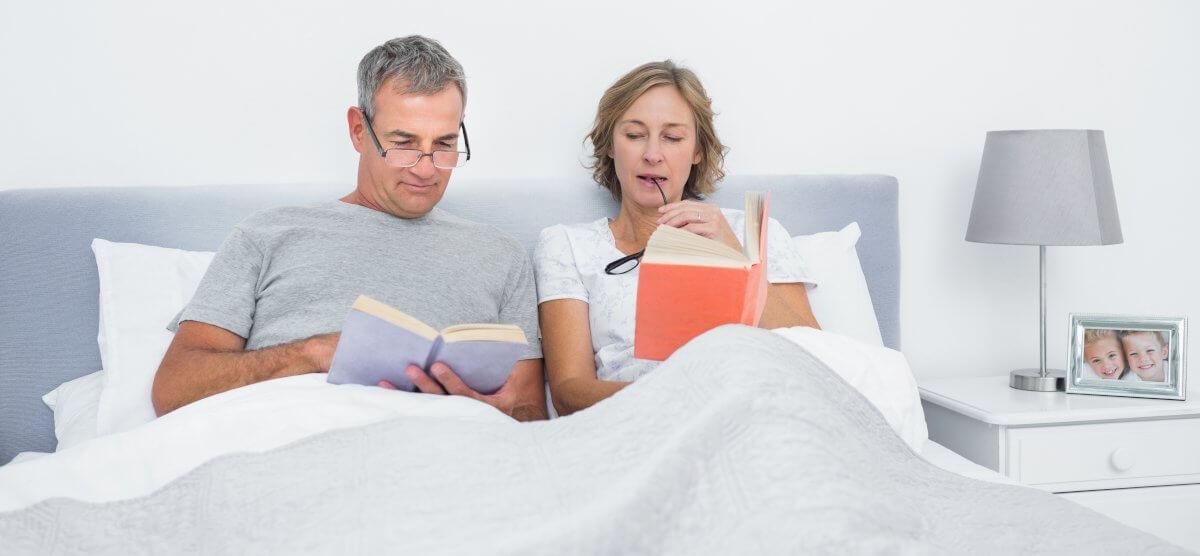 Leseleuchten: Punktgenaues Licht für optimalen Lesegenuß
