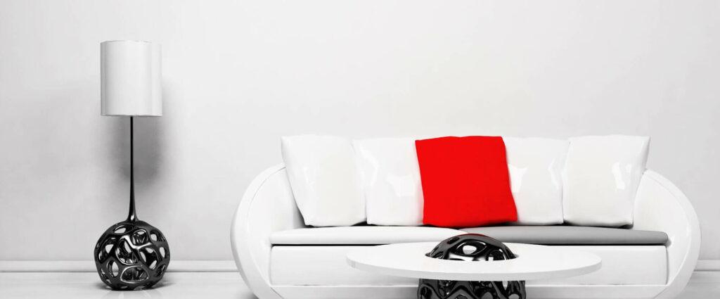 stehlampe sofa